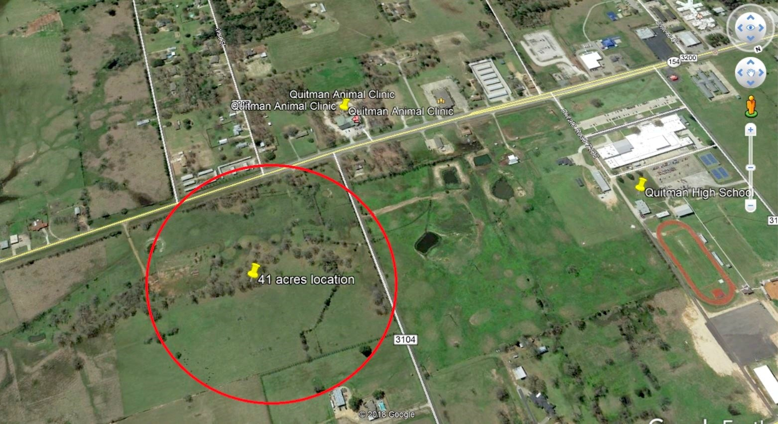 OVER 41 WOOD COUNTY ACRES IN EAST TEXAS - QUITMAN, TX