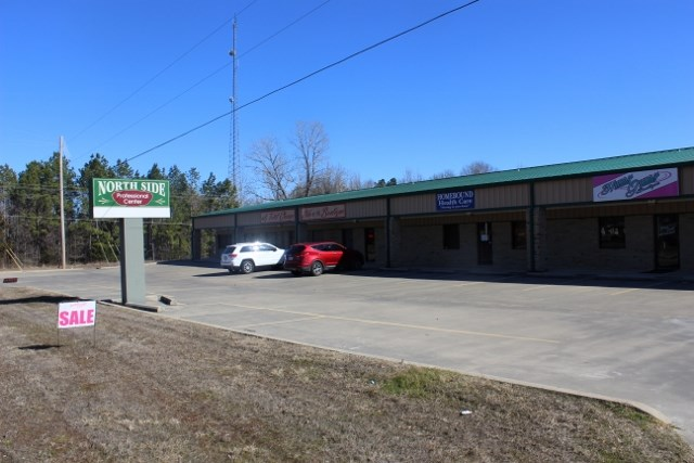 Strip Mall & Storage Business For Sale in Bowie County, TX