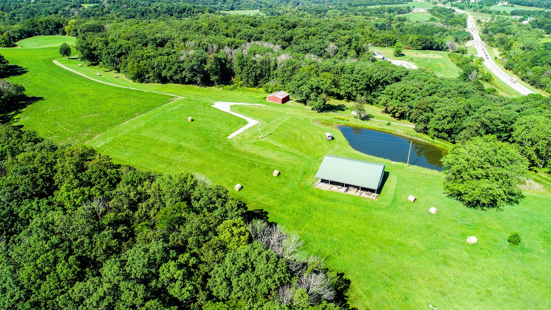 Wapello County Hunting & Recreational Property for Sale