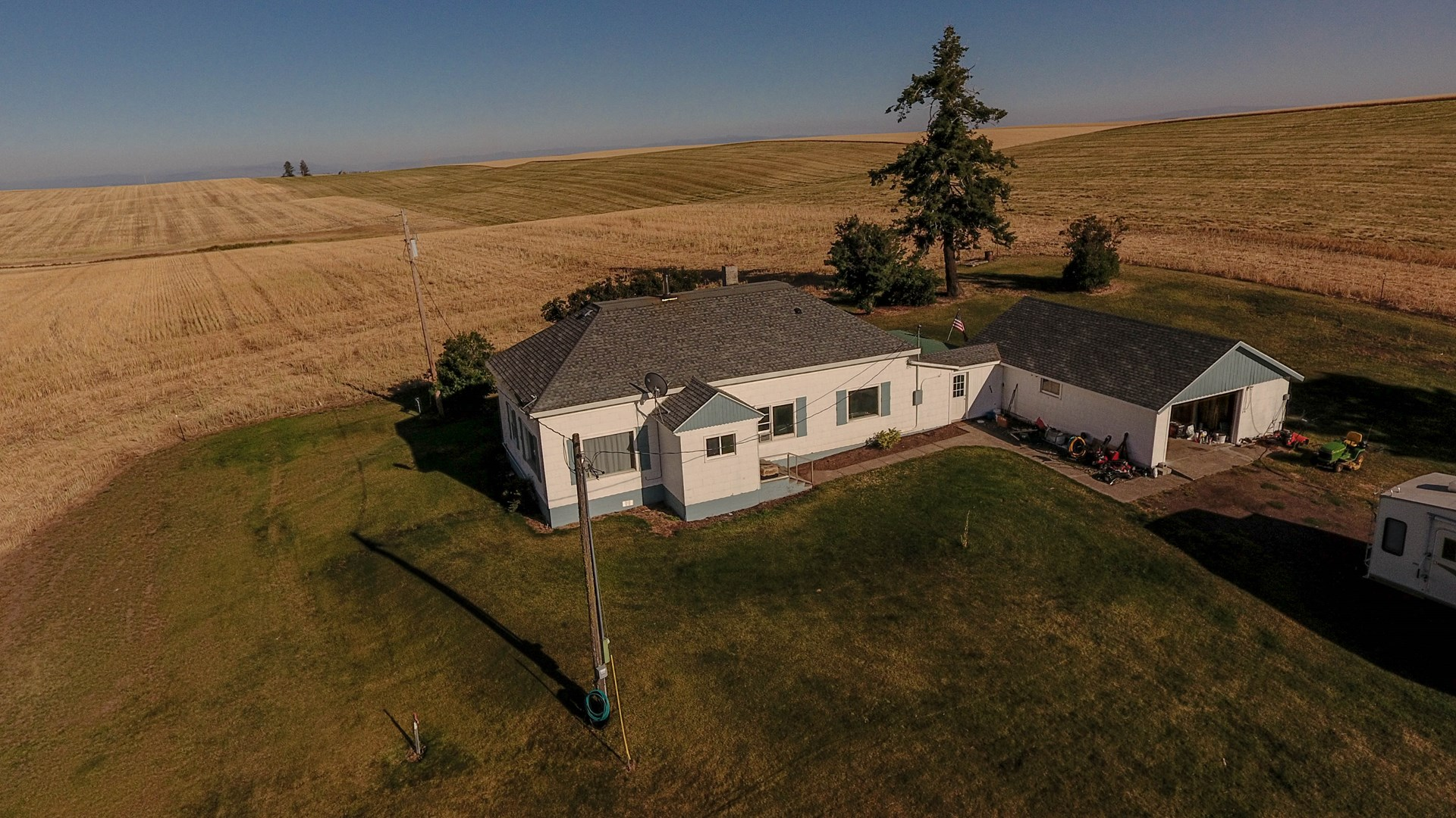 Country Home in Craigmont, ID Private 3 Acres Lewis County