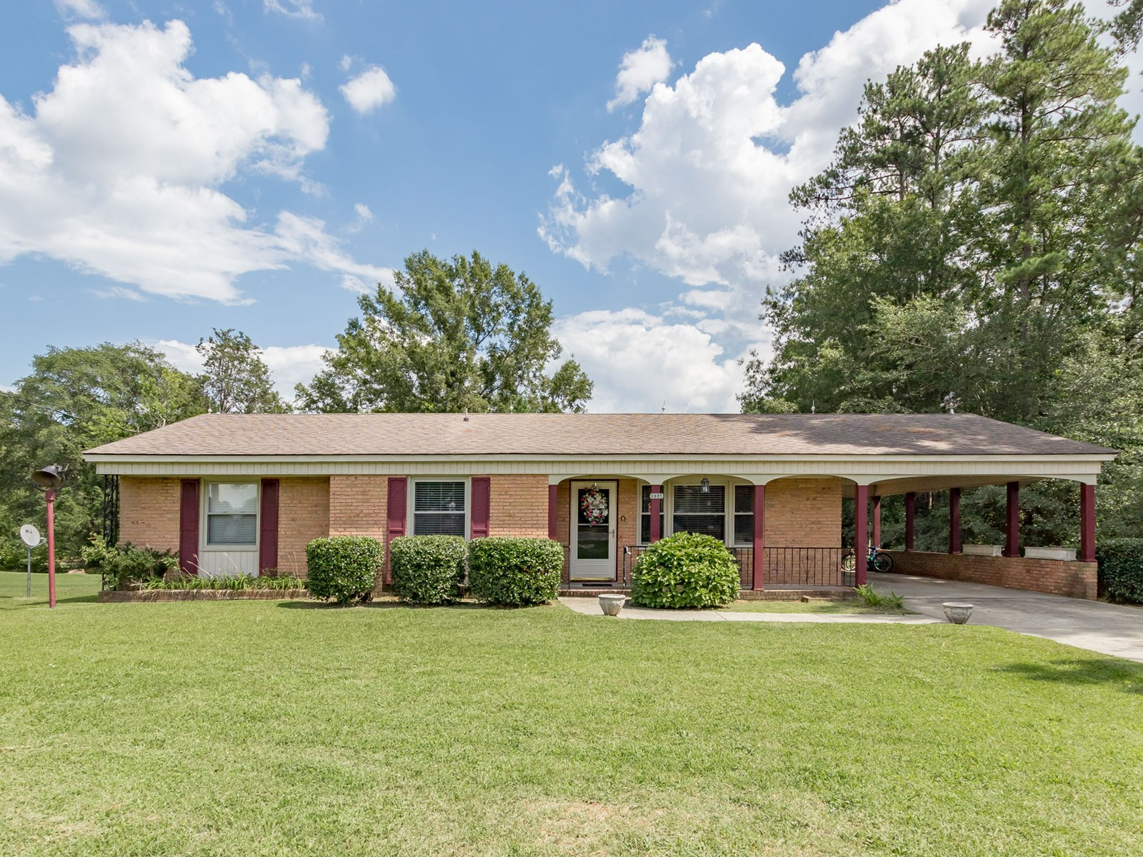 3-Bedroom, 1.5-Bath Brick Ranch in Lee County, NC