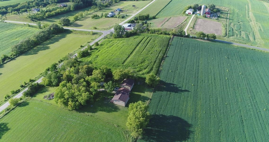 Rural Lot for Sale in Dodge County