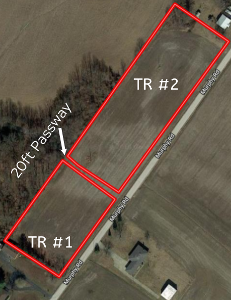 LAND FOR SALE at ONLINE AUCTION