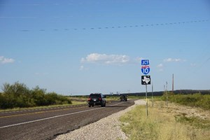 106.24 ACRES HWY 67 WEST OF FORT STOCKTON, TX