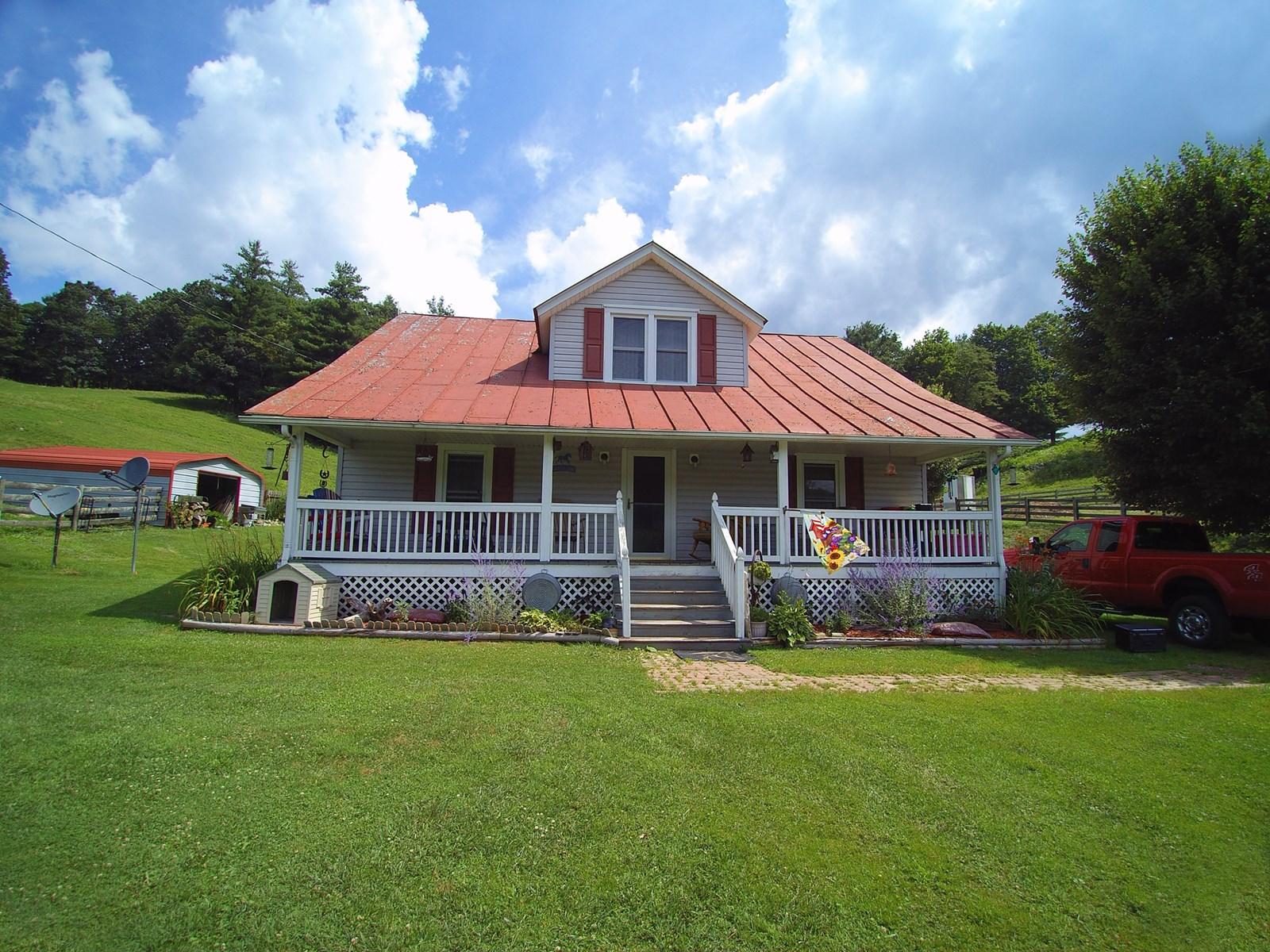 Grayson Highlands Mini-Farm