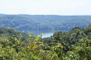 Beautiful 20 Acres for Sale Overlooking Spavinaw Lake w/shop