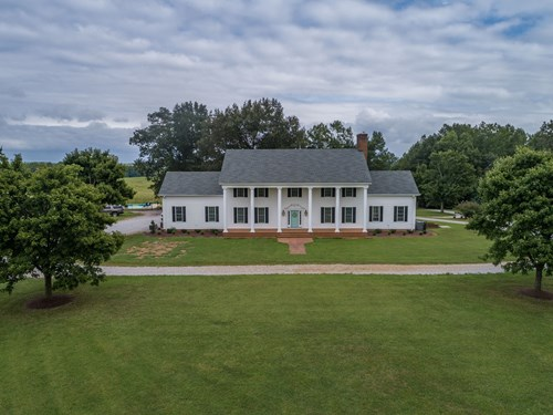 Cattle Ranch & Recreational Land For Sale in McKinney, VA