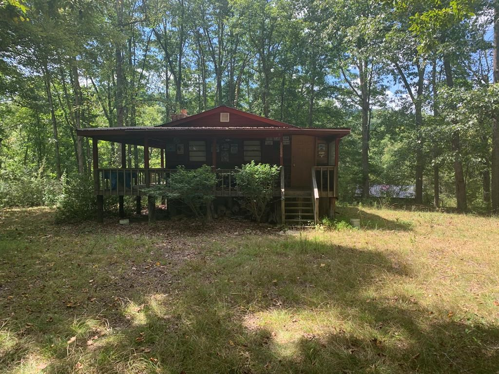 Hunting Property with Cabin in Roaring Fork Area of Tazewell