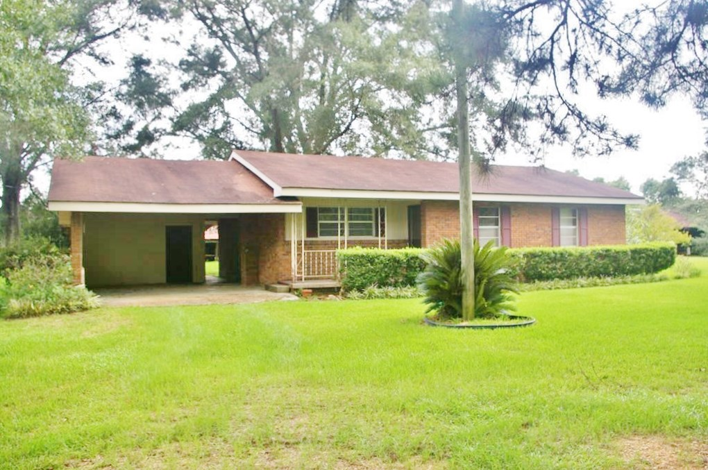 3 Bed/1 Bath Brick Home 1 Acre for Sale Magnolia, Pike Co,MS