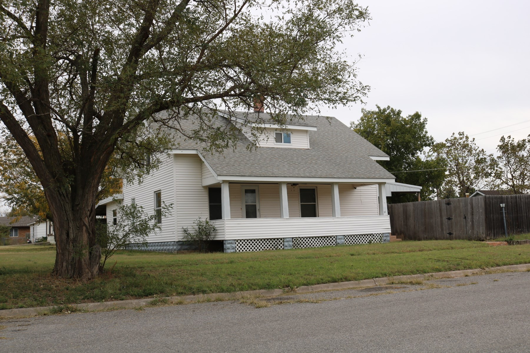 Historic 1 1/2 Story Home Coldwater, Kansas For Sale