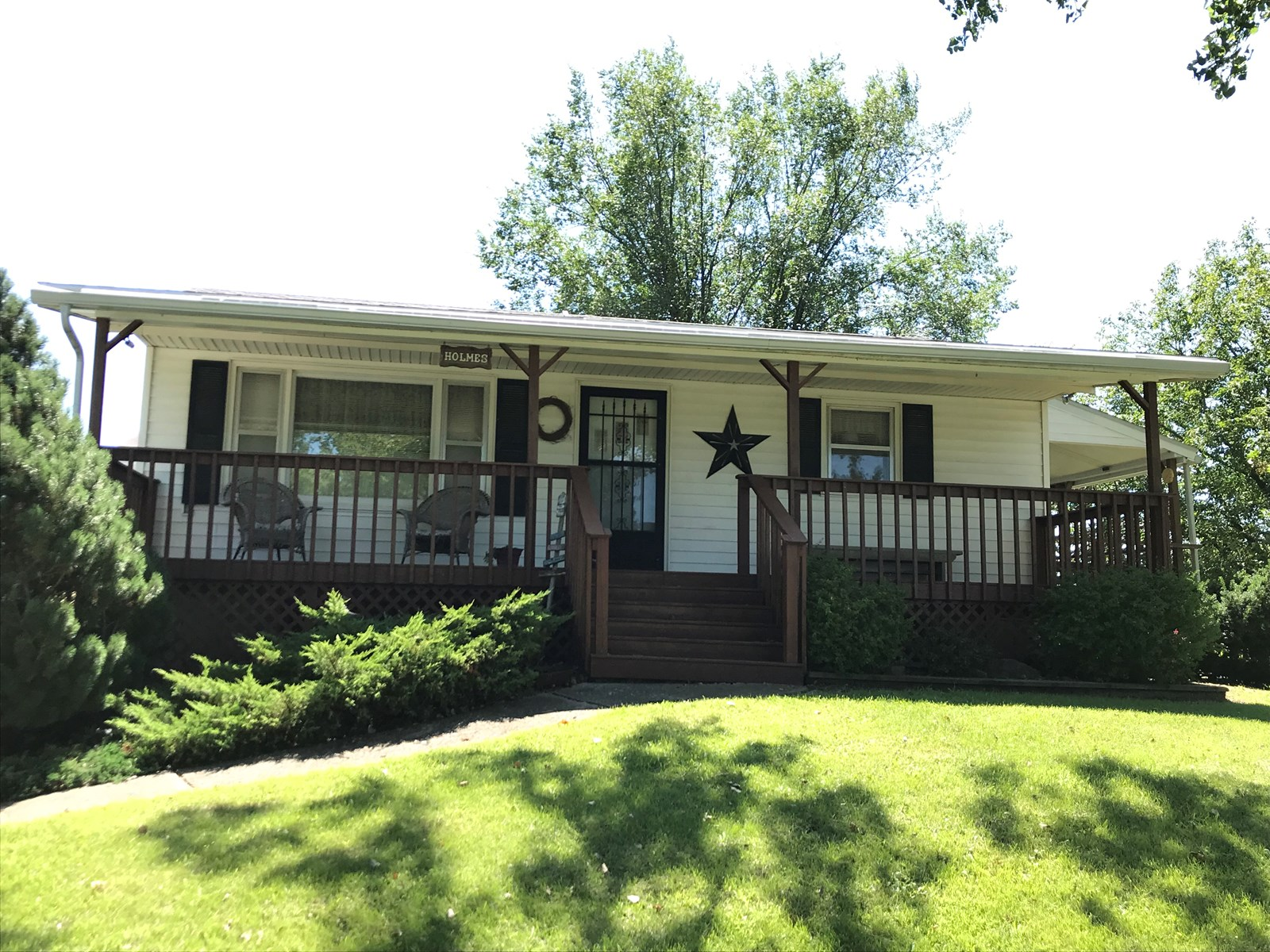 Country Home in Quiet Location in Mercer County