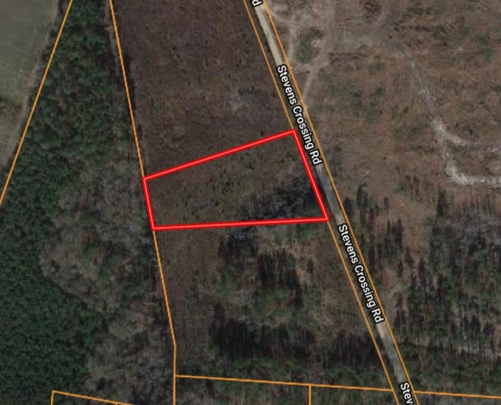 3+/- Acre Homesite in Midville, GA
