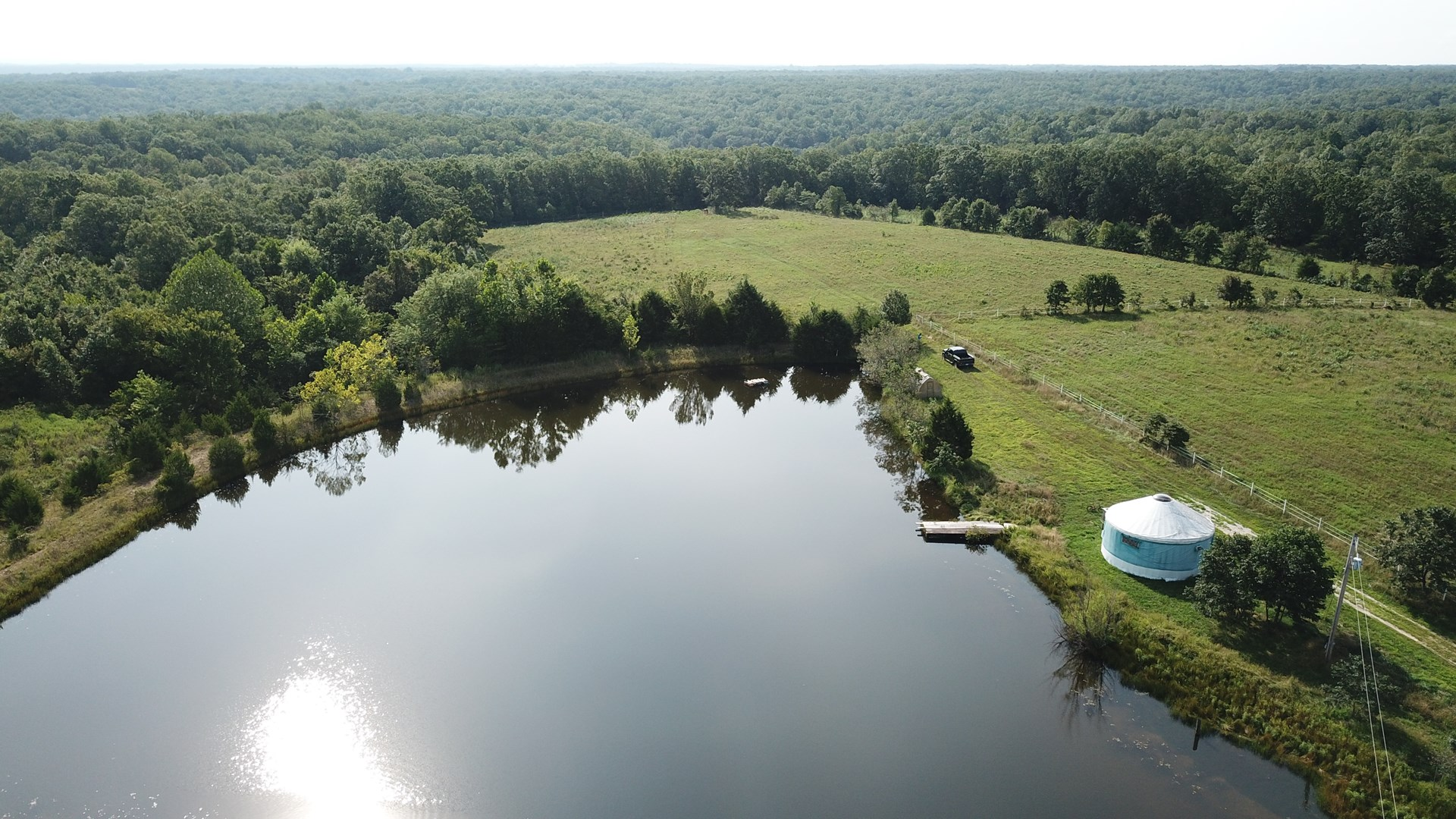 Beautiful 21.5 acres for sale in Camden County, MO