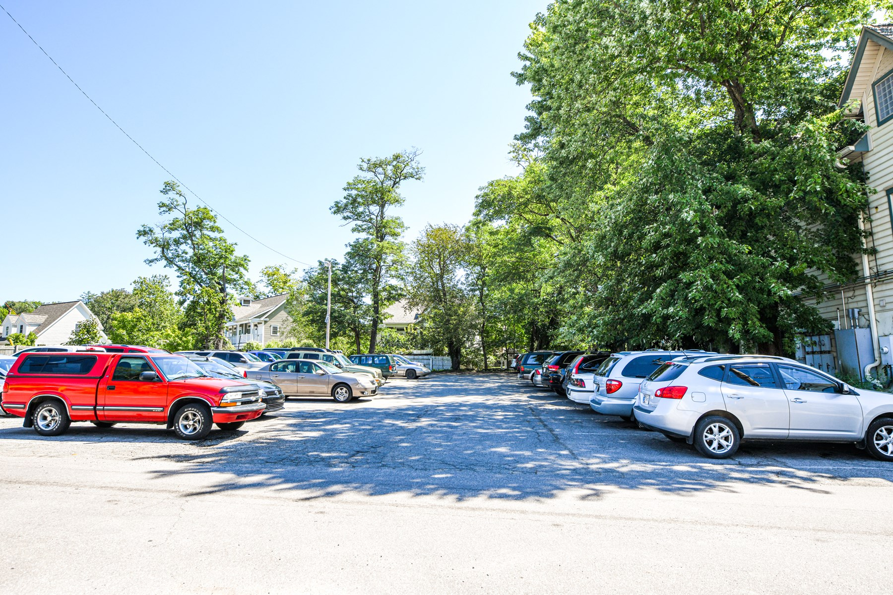 Parking Lot for Sale | Nashville, Indiana Brown County