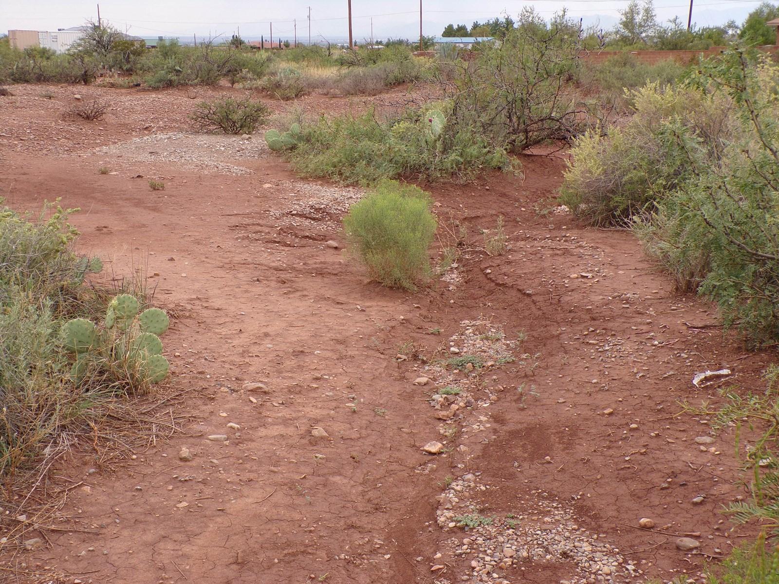 0.95 Acres in the quiet Village of La Luz, NM
