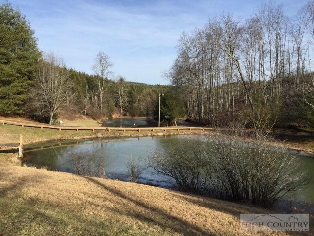 Partially Wooded Lot in Gated Community