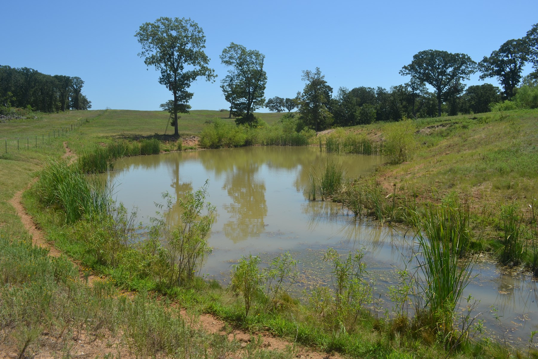 STRATFORD MCCLAIN COUNTY OKLAHOMA LAND FOR SALE PROPERTY