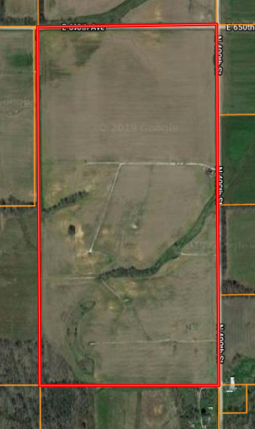 80 Acres Farm Ground Tract 1