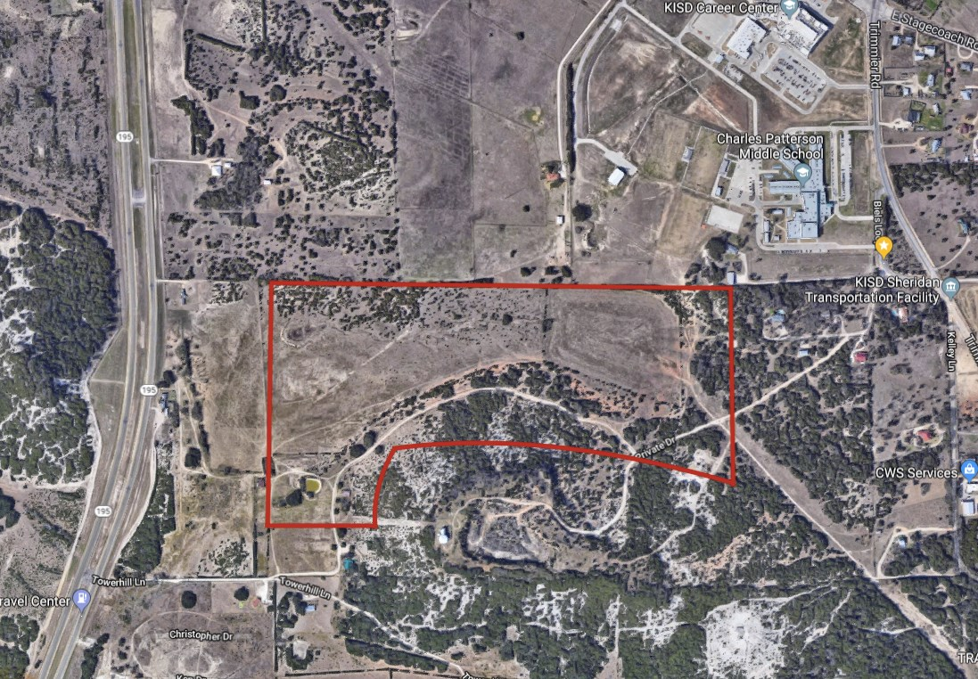 Land for Sale 85 Acres in Central Texas