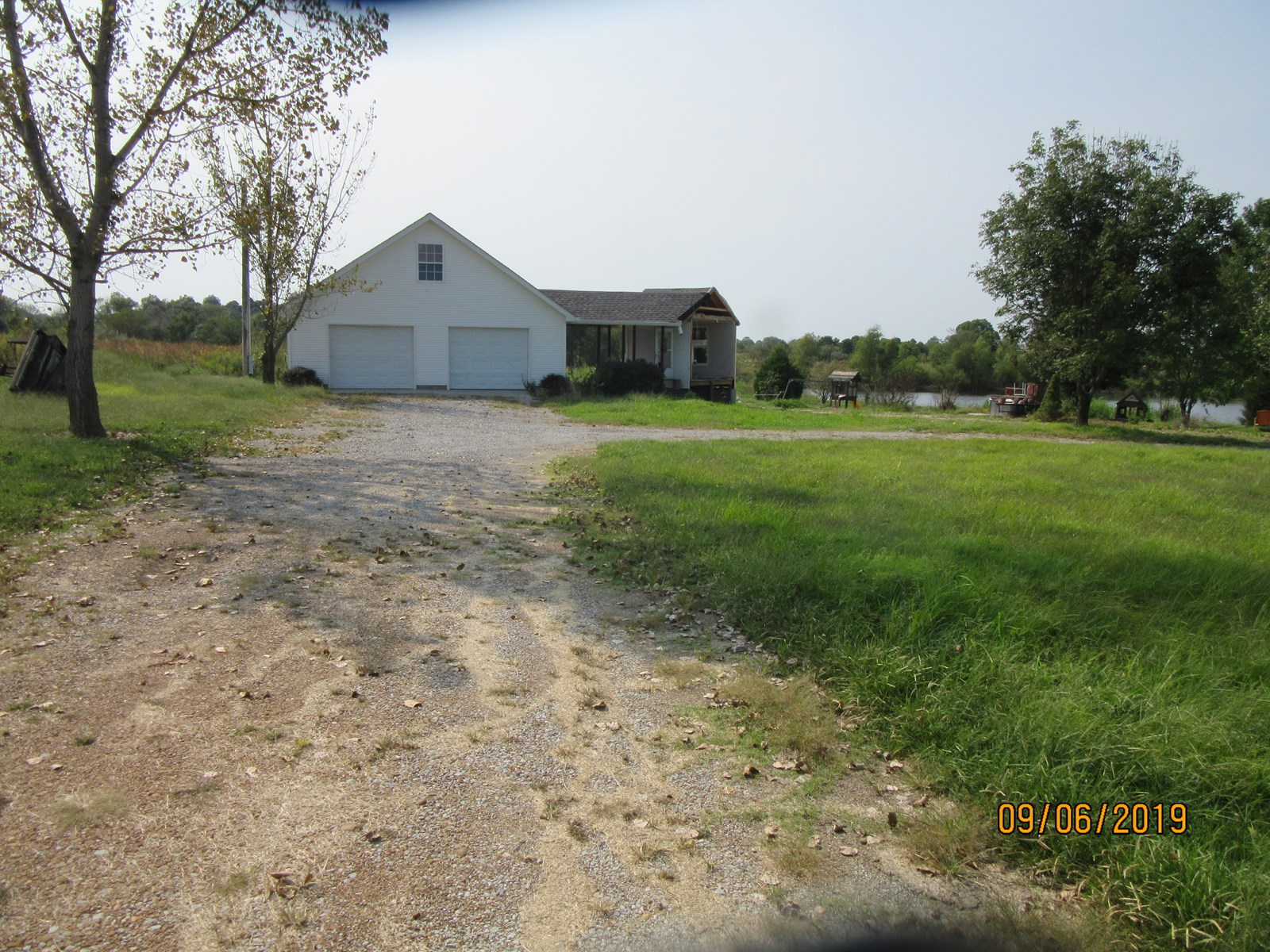 Country Home Site For Sale - Southern Illinois - Grantsburg