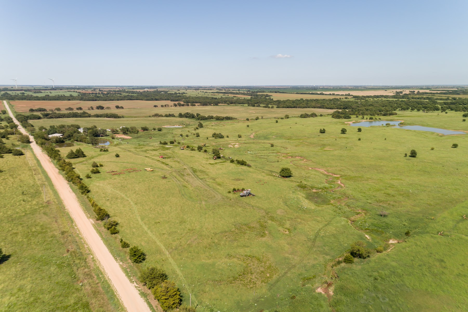 Noble County Country Home with Land | Red Rock, Oklahoma