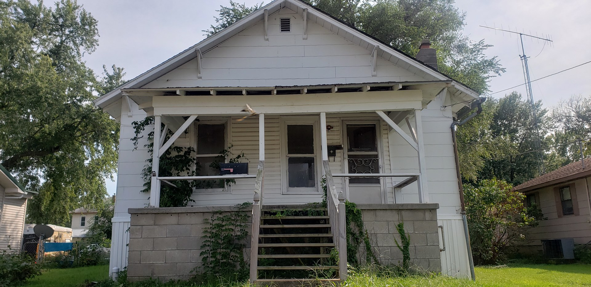 Rental or Flip Home for Sale Chillicothe