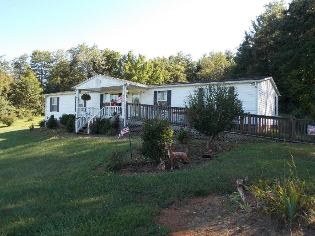Water Front Home in Floyd County VA