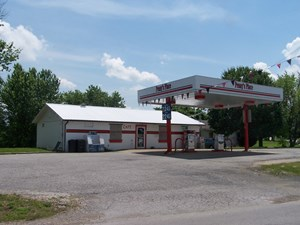 CONVENIENCE STORE-GAS STATION-CAFE-COFFEE SHOP-LIBERTY, KY.
