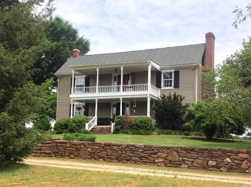"""""""173+ ACRE FARM WITH RIVERF RONTAGE in Amherst, VA"""