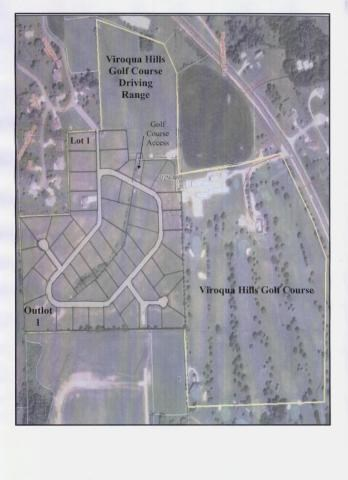Lot #1 - Land Lot For Sale Golf Course Access