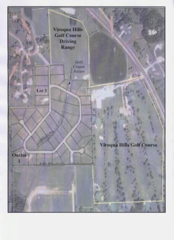 Lot #3 .476 Acres Golf Course Access