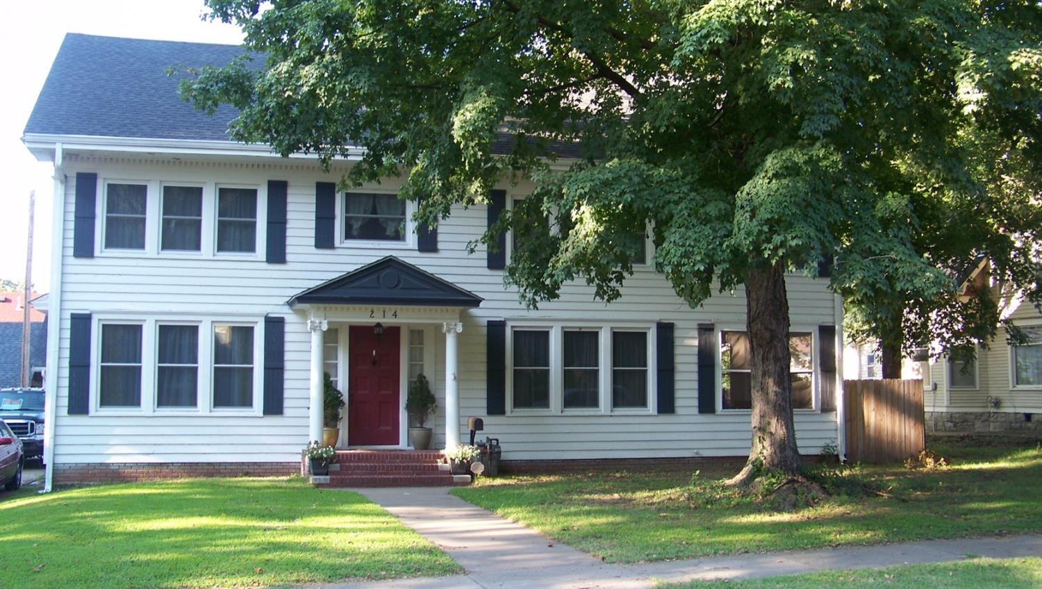 Historic Home for Sale in Chanute, KS
