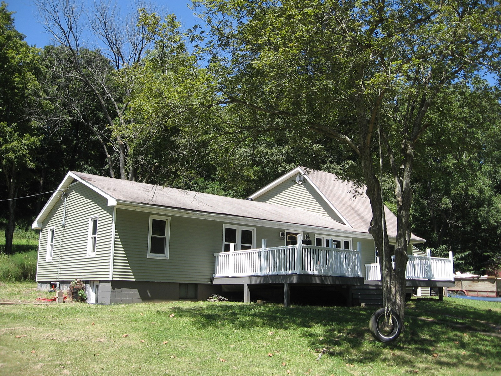 MISSOURI OZARKS, COUNTRY HOME FOR SALE: