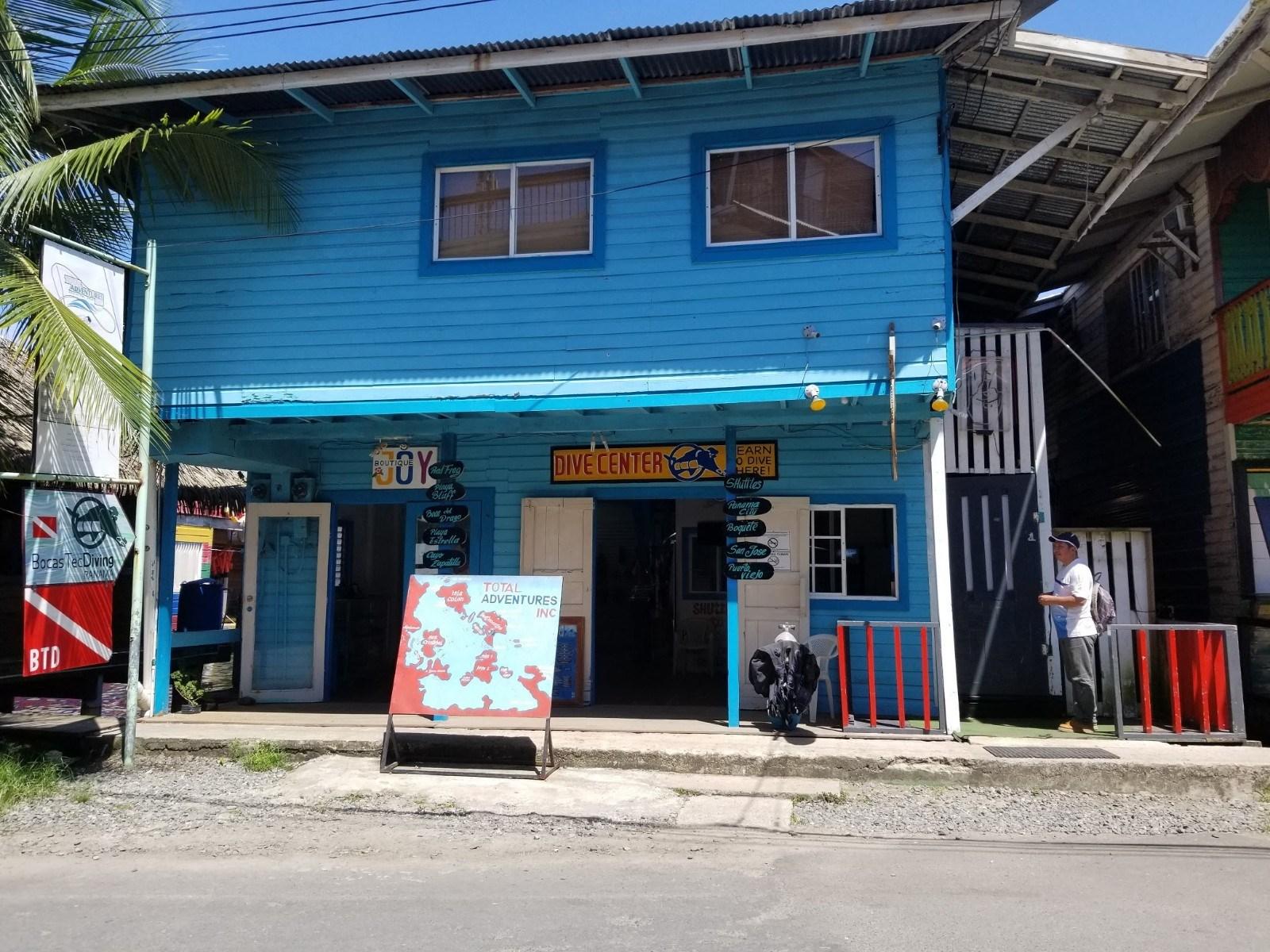 Oceanfront Caribbean Sea Commercial Property Bocas Del Toro