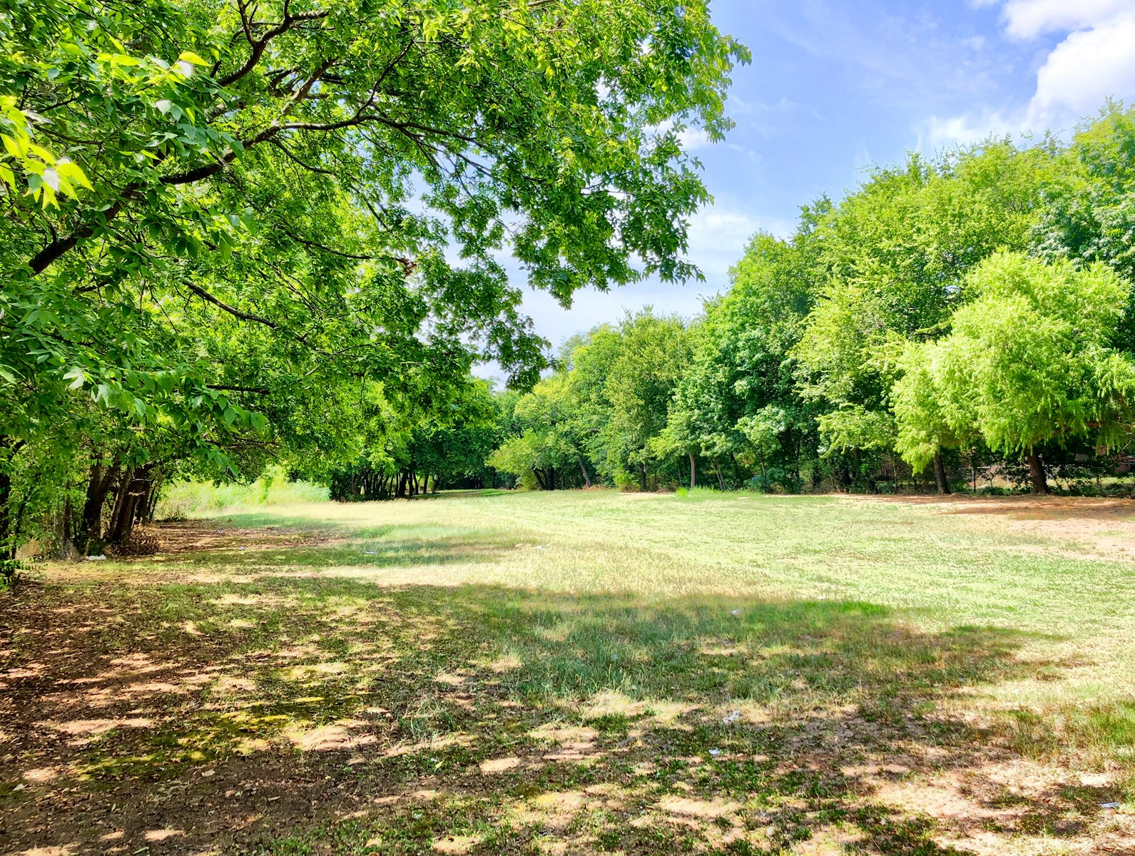 3.62 ACRES INSIDE CITY LIMITS OF ARDMORE