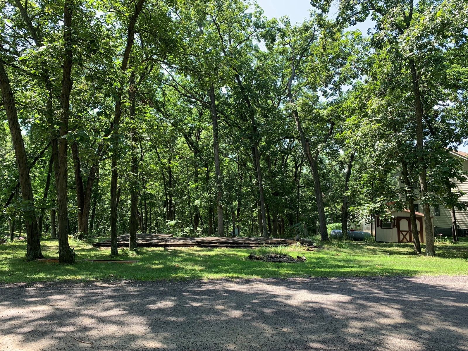 Lot For Sale at Lake Thunderhead in Unionville, MO