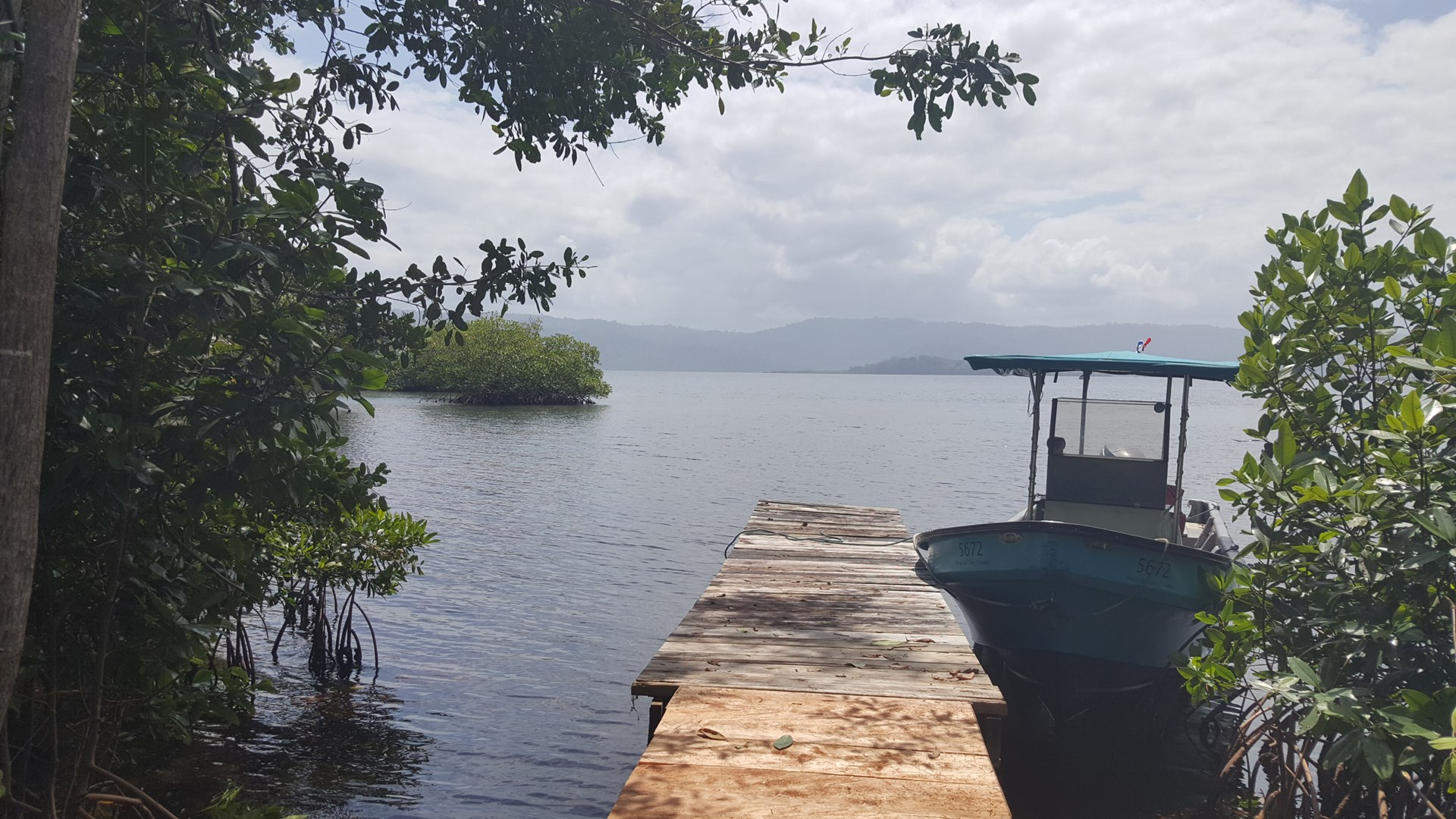 2.5 Acres Waterfront Coastal Land, Bocas del Toro, Panama