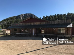 MINER'S CLUB BAR & CAFE ZORTMAN MT MOUNTAIN PROPERTY INCOME