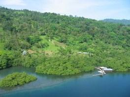 Titled Oceanfront Resort & Restaurant Bocas del Toro Panama