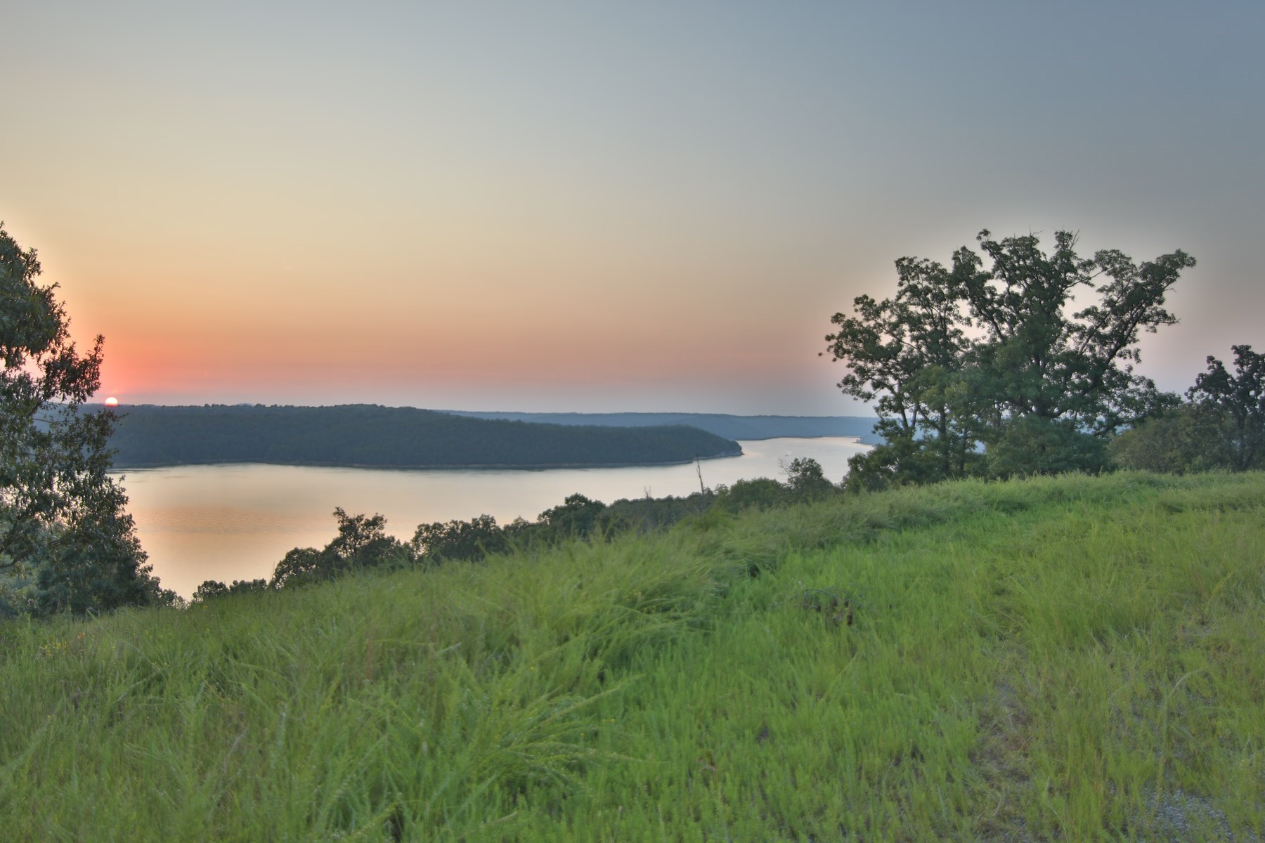 Norfork Lake Lot for Sale in Baxter County Arkansas