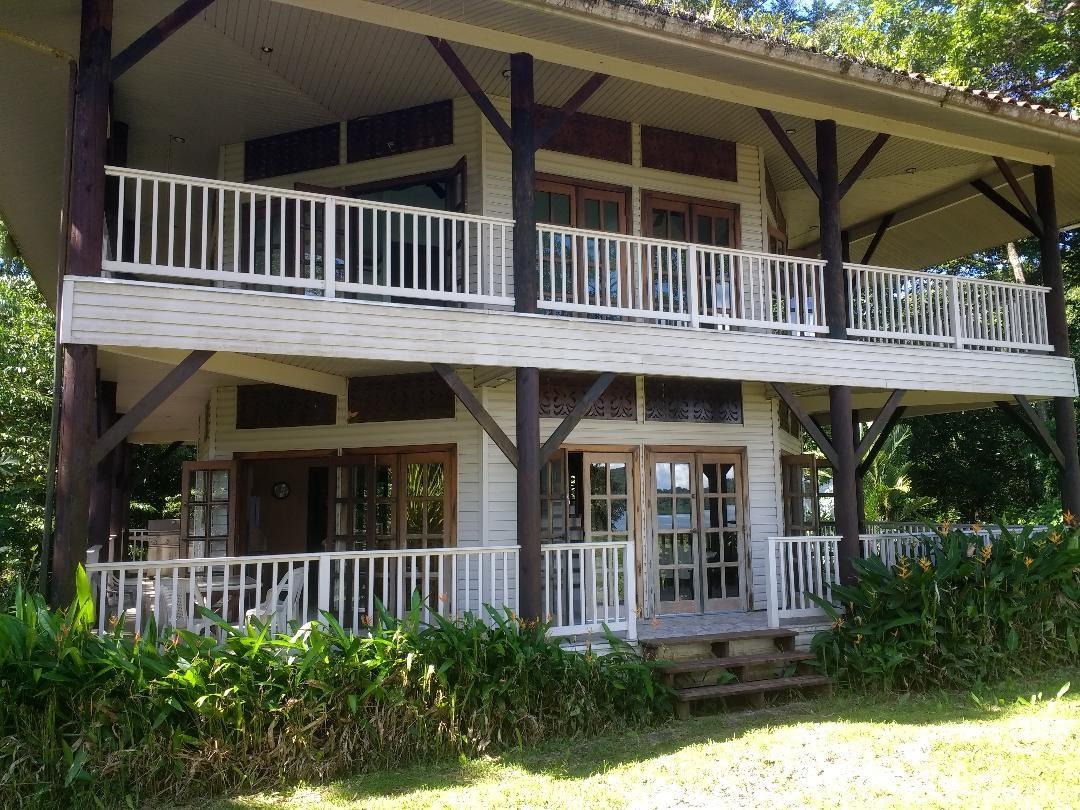 Oceanfront Luxury Home Bocas del Toro Panama