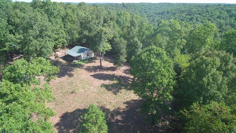 Land with Cabin for Sale in SO  MO - Borders Nat'l Forest