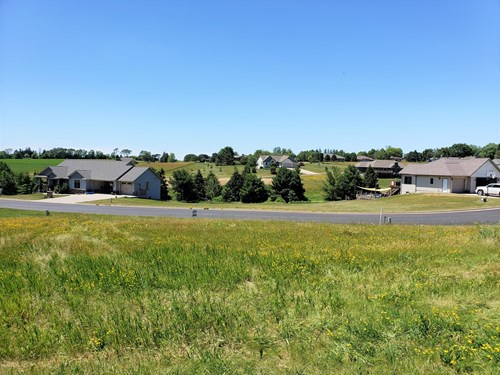For Sale - Lot #27 .726 Acres Adjoins Golf Course