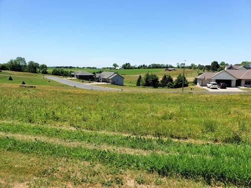 For Sale - Lot #28 .428 Acres Adjoins Golf Course