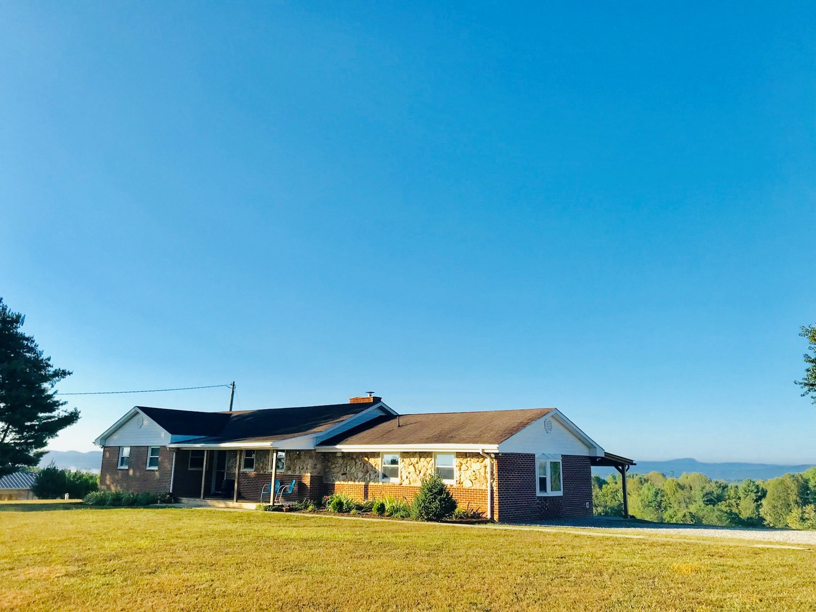 Beautiful Country Home for Sale in Floyd VA!