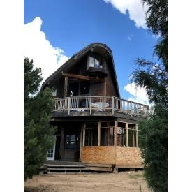 Online Auction Only Home for Auction Pinon Ridge El Vado lak