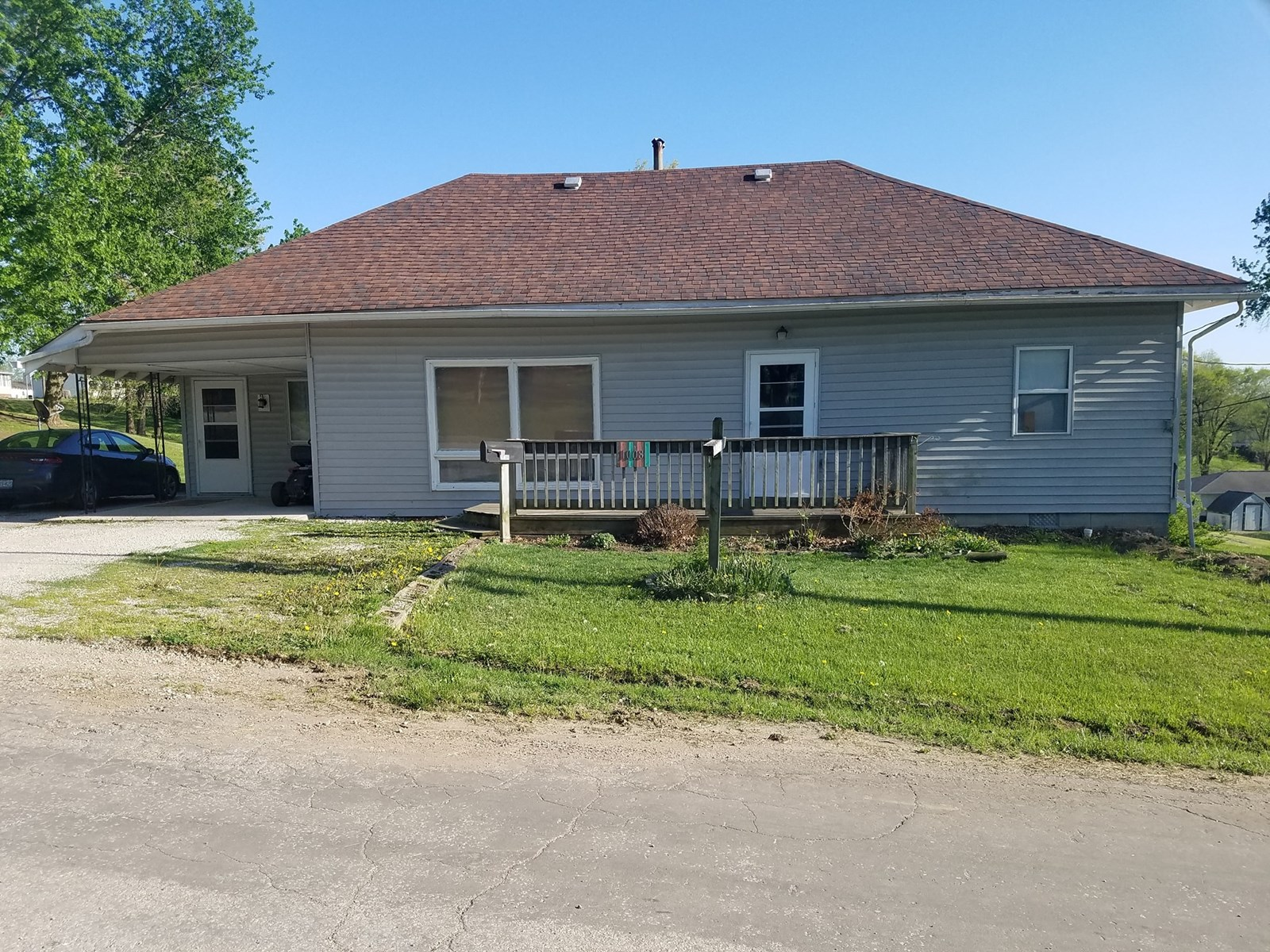 Home For Sale in Princeton MO