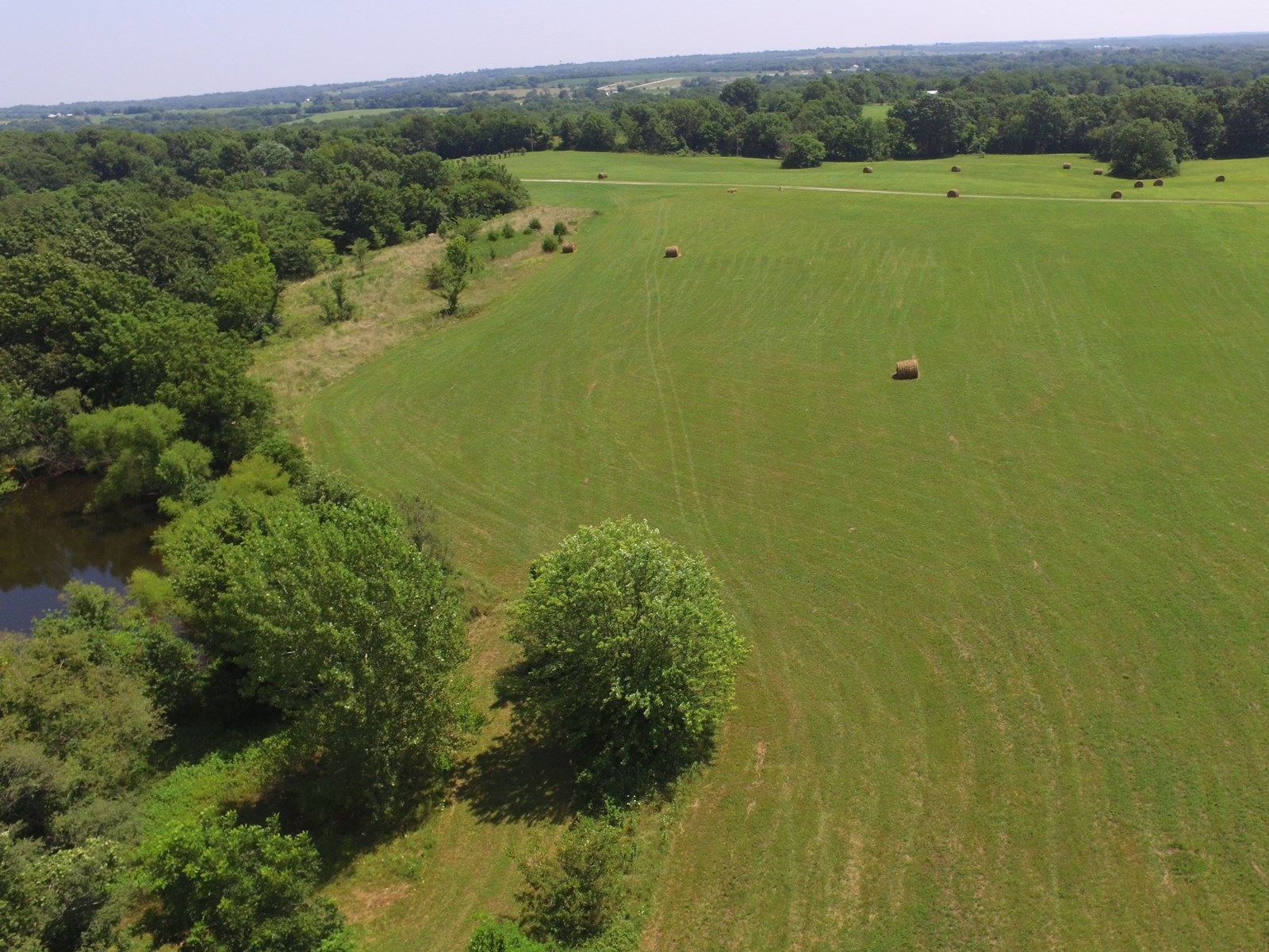 20 ACRE +/- IN SHERWOOD SCH DIST, CREIGHTON, CASS COUNTY MO