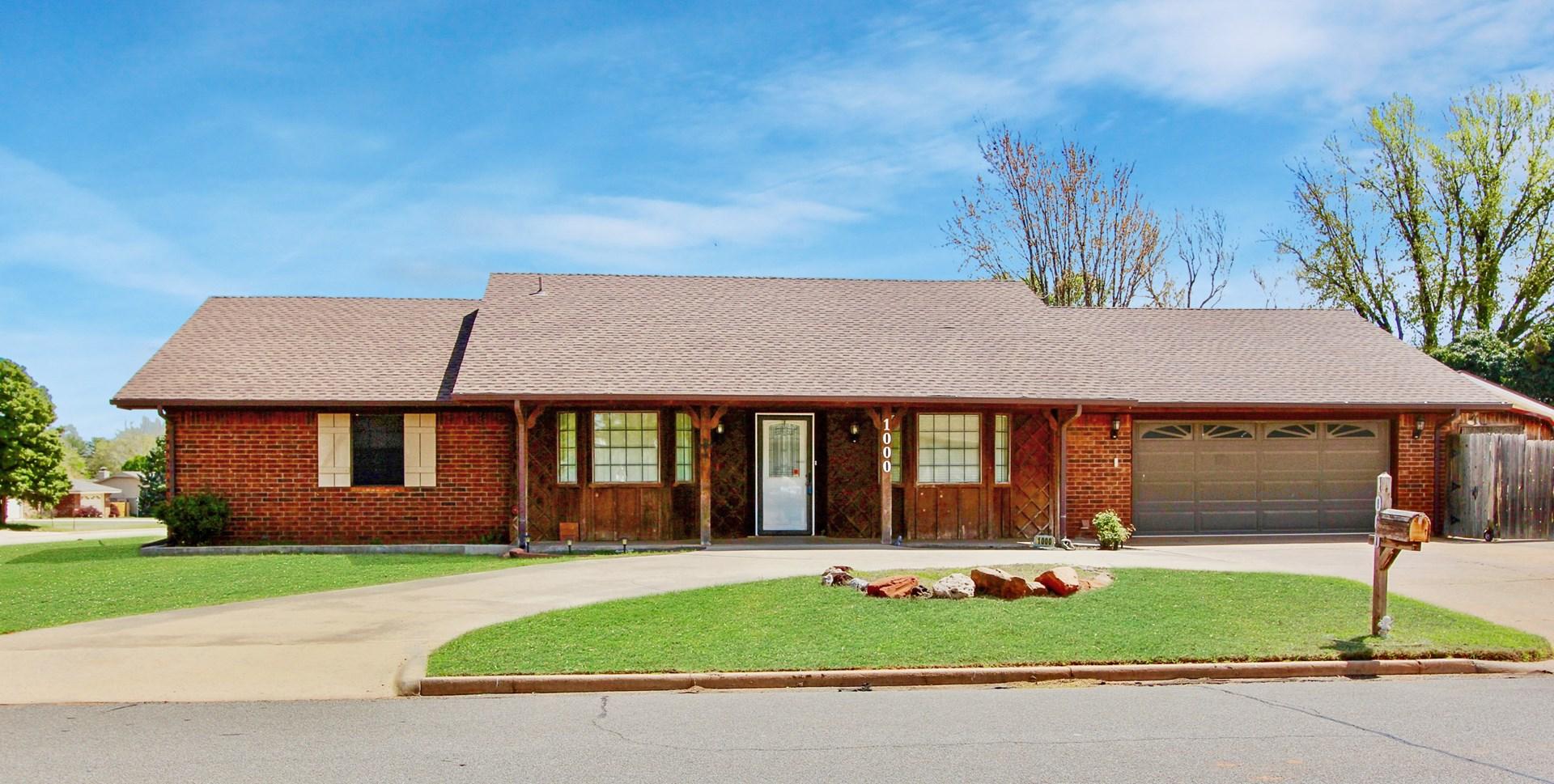 Elk City Home for Sale