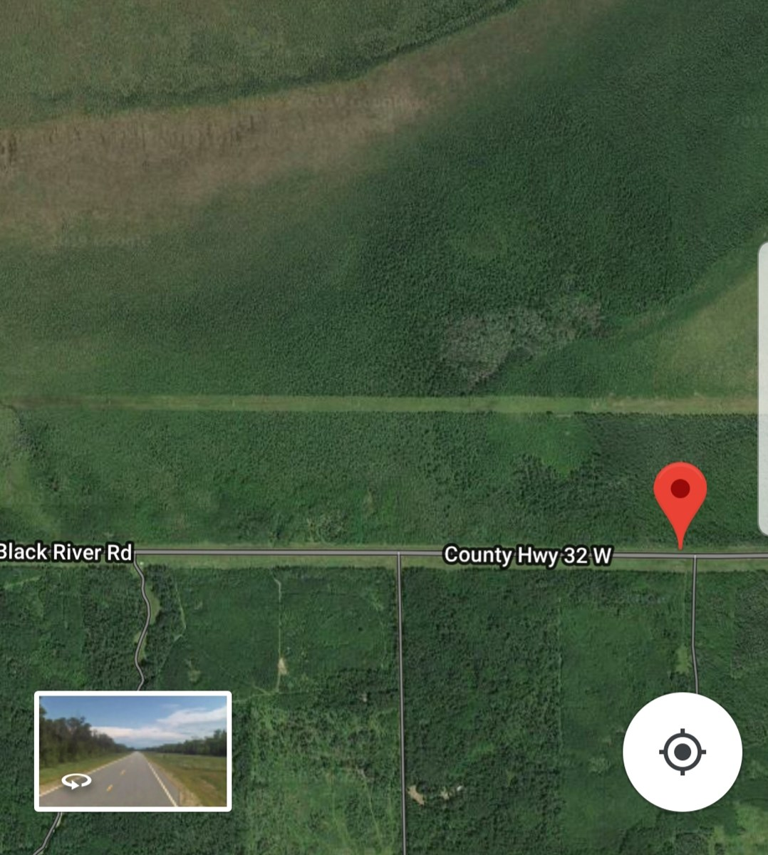 Land in Loman, MN for sale Koochiching County
